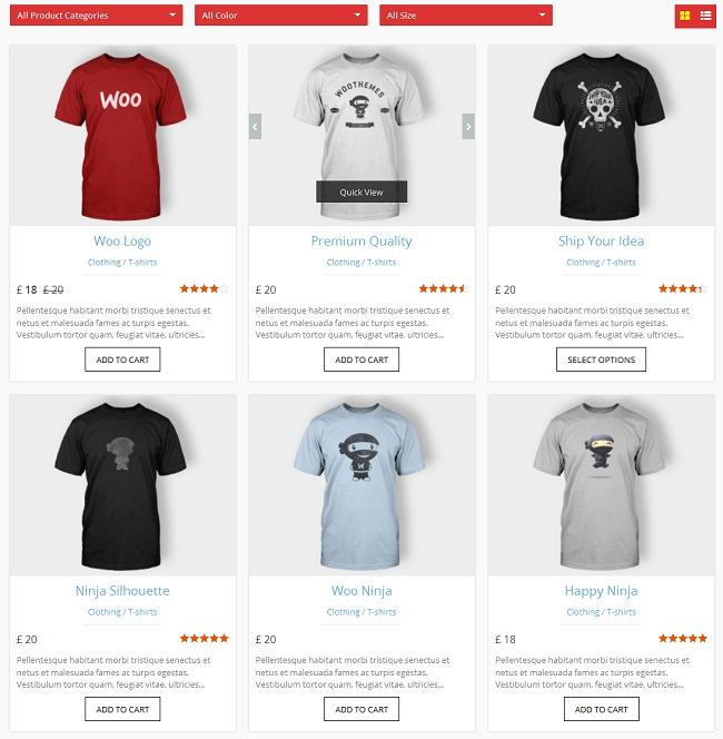 WPBakery Page Builder: Post |  Portfólio |  Stream social |  WooCommerce |  Layouts de grade de equipe - 2
