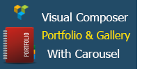 Visual Composer - Portfolio and Gallery with Carousel