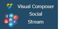 Visual Composer - Social Streams